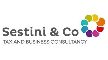 Sestini and Co logo - one of Cecilia Unlimited's clients