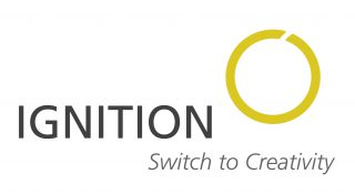 Ignition Logo - case study on Cecilia Unlimited website