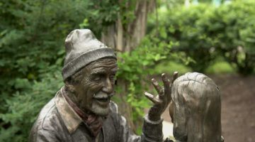 Storytelling statues - Cecilia Unlimited photo credit mikemol via Flickr