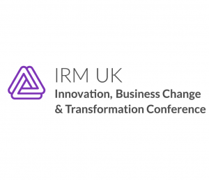 IRM UK Conference logo